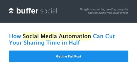 How to Automate Social Sharing | Google Plus and Social SEO | Scoop.it