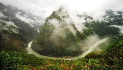 La tectonique a façonné la vallée du Brahmapoutre   agrophil   Scoop.it