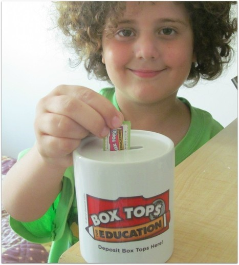 Soy una bloguera de Box Tops For Education + sorteo | Mama XXI | Prueba Scoop.it | Scoop.it