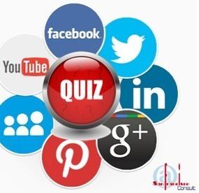 Quiz Marketing Digital page pro Facebook publicité réseaux sociaux | Social and digital network | Scoop.it