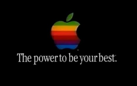 Hop in the Time Machine For 10 Vintage Apple Commercials | Apple Research | Scoop.it
