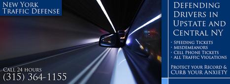 NY Speeding Ticket and Traffic Defense Blog | Syracuse NY > Benefits of Hiring a Traffic Lawyer | Traffic Violation Lawyer in Atlanta | Scoop.it