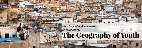 The Geography of Youth, an excellent  project that documents the experiences of millennials worldwide.   Brainfriendly, motivating stuff for ESL EFL learners   Scoop.it