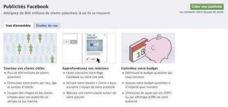 Tout savoir sur la stratégie publicitaire de Facebook   Facebook pour les entreprises   Scoop.it