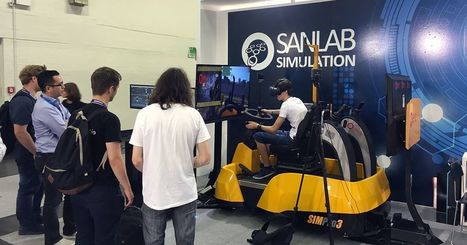 This forklift simulator is basically 'Shenmue' VR | Heron | Scoop.it