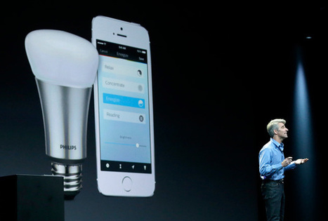 Apple's Home Automation Tech reportedly won't hit devices until Spring | Internet of Things - Company and Research Focus | Scoop.it