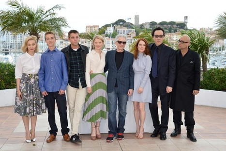 CANNES: Video and pictures of the Maps To The Stars press conference, photocall and interview - Maps to the Stars   'Cosmopolis' - 'Maps to the Stars'   Scoop.it