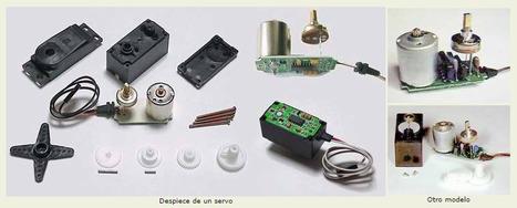 Servos - Características básicas | TECNOLOGÍA_aal66 | Scoop.it