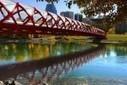 Santiago Calatrava's Long-Awaited Peace Bridge to be Inaugurated ...   Bridges of the World   Scoop.it