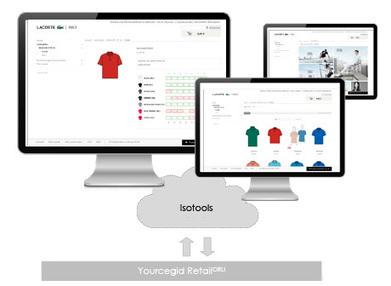 Experiences Numériques - Lacoste   B2B e-Commerce   Scoop.it