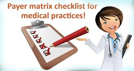 Create a payer matrix in 13 easy steps   Medical Billing Companies   Scoop.it