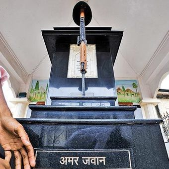 Recognise our WWI sacrifices: Apshinge Military villagers - Daily News & Analysis | History | Scoop.it