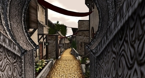 My favourite Second life places - Chic Aeon | second life | Scoop.it