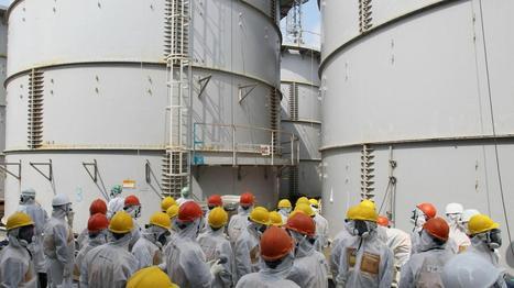 Un employé de Fukushima coupe accidentellement le courant | Fukushima | Scoop.it