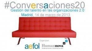#conversaciones20: Madrid se cita con los mejores profesionales en la gestión del talento   DP   Scoop.it