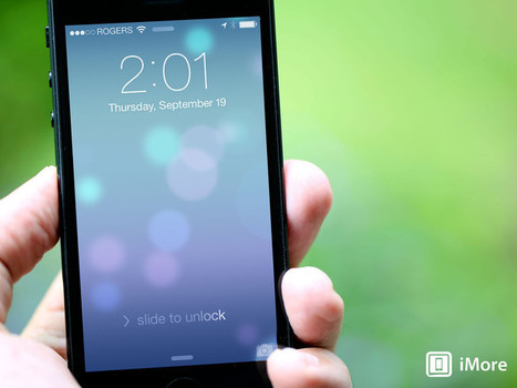 How to use the Lock screen on iPhone or iPad: The ultimate guide - iMore | Trends in ICT | Scoop.it