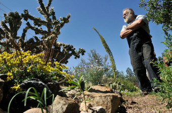 Native plant garden tours offer contrasts in growing styles - ABQ Journal | In the garden | Scoop.it