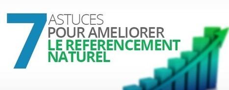 7 Astuces Pour Améliorer le Référencement Naturel | Social Media Marketing | Scoop.it