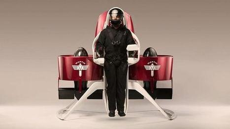 Why the age of the jetpack may finally be here | science | Scoop.it