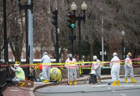 USA NEWS: Steam pipe ruptures in downtown Boston, releasing small amount of asbestos   Asbestos and Mesothelioma World News   Scoop.it