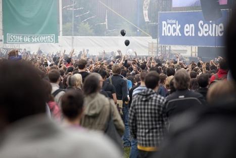 Rock en Seine : dix ans de légendes - Evene | News musique | Scoop.it