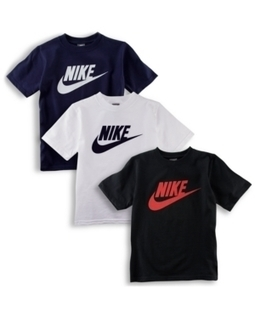 Nike Kids Shirt, Little Boys Futura Tee | Christmas Gifts For Every Occasion | Scoop.it