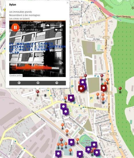 En CE2-CM1, la cartographie pour raconter un quartier en démolition | Veille numérique, pédagogie et CDI | Scoop.it