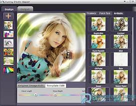 Funny Photo Maker Free : un logiciel gratuit pour éditer ses photos en s'amusant | TICE & FLE | Scoop.it