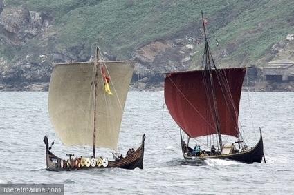 Mer et Marine : Coup d'envoi des Tonnerres de Brest | Bateaux et Histoire | Scoop.it