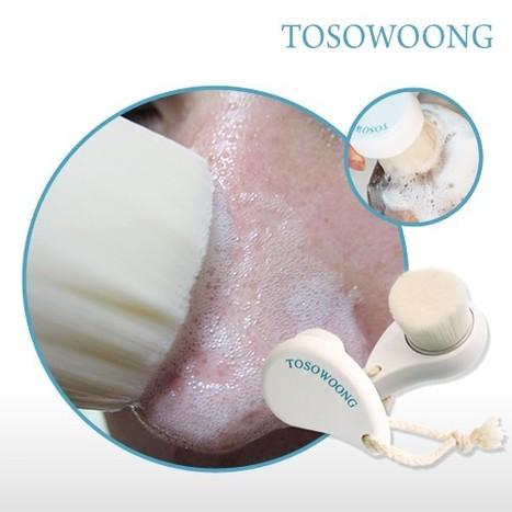 [TOSOWOONG] Clean Pore Brush   Koreacosmetic   Scoop.it