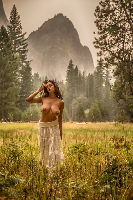 Smoked Out Yosemite #1 by Daniel-West.   Busty Boobs Babes   Scoop.it