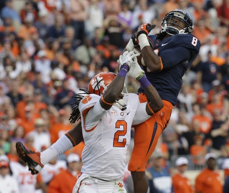 Virginia football standout Anthony Harris returns to mentor Quin Blanding - Washington Post | View * Engage * Discuss | Scoop.it