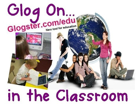 Glogster.edu (free webinar) ~ edWeb | Into the Driver's Seat | Scoop.it