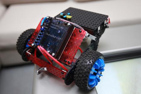 Los robots se meten en las aulas argentinas | Posgrados | Scoop.it