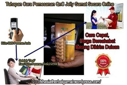 Cara Pemesanan QnC Gamat Baru Harga Murah | Jelly Gamat Gold G | Scoop.it