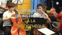 Une première au Québec, des bibliothèques prêteront des instruments de musique | LibraryLinks LiensBiblio | Scoop.it