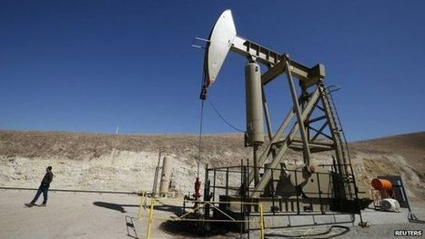 How US shale oil production is forcing prices down - BBC News | Markets and market failure | Scoop.it