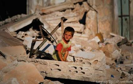 Can Syria Be Saved? | Coveting Freedom | Scoop.it