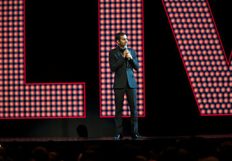 Aziz Ansari's 'Modern Romance' Explores Dating in the Digital Age | Back Chat | Scoop.it