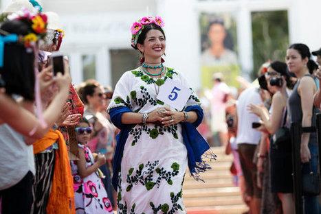 Frida Kahlo Show Set to Break Attendance Record at New York Botanical Garden   The New York Times   Kiosque du monde : Amériques   Scoop.it