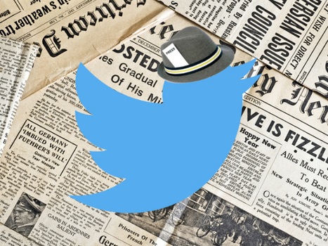 Are News Organizations Using Twitter Effectively? (Infographic) | Social Media by BeSocialOnline | Scoop.it