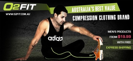 Compression Tights | Pants | Shorts | Compression Clothing – o2fit | Health | Scoop.it