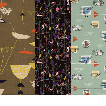 Fashion and Textile Museum | Designing Women: Post-War British Textiles | Helene Michau Créations | Scoop.it