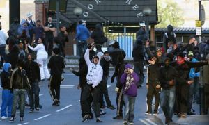 Big Brother isn't watching you | London Riots Sensemaking | Scoop.it
