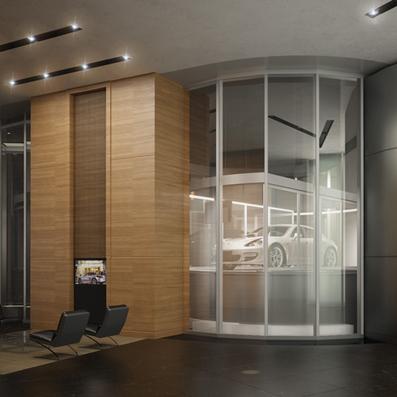 Porsche Design Tower in Miami to feature car elevators | architecture | real estate | Scoop.it