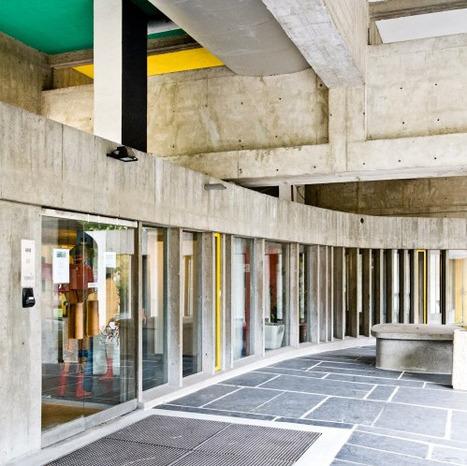 AD Classics: Maison du Bresil / Le Corbusier | The Architecture of the City | Scoop.it
