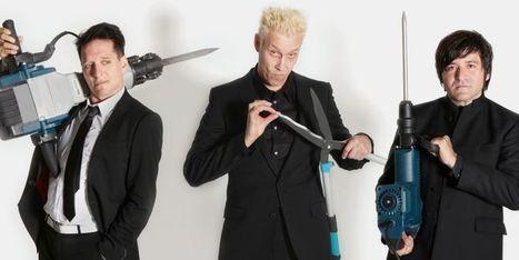 Le groupe punk allemand Die Ärtze, héros surprise de la crise des migrants | allemagne musique | Scoop.it