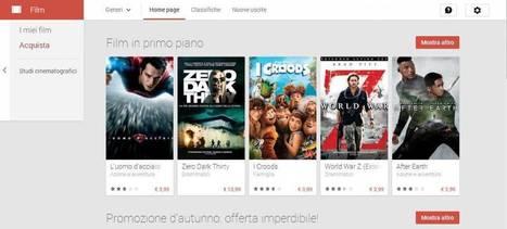 Arriva la sezione Film sul Play Store | Angariblog.net | angariano | Scoop.it
