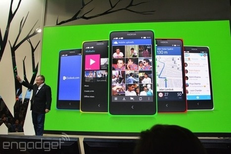 Nokia announces the X and X+, its first Android phones | Nerd Vittles Daily Dump | Scoop.it
