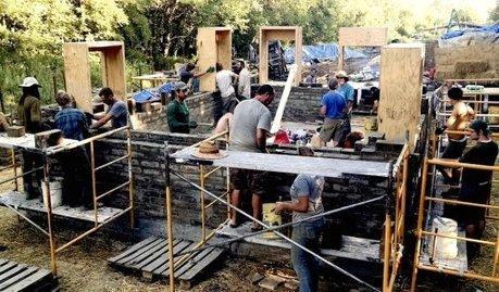 Comment construire sa maison écologique en une semaine et à petit prix grâce à l' « open source » | Entrepreneuriat et économie sociale | Scoop.it